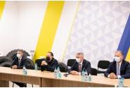 Premierul Florin Cîțu a vizitat uzina Michelin din Zalău