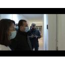 Vizita premierului Ludovic Orban la Institutul Cantacuzino