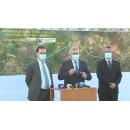 Vizita premierului Ludovic Orban pe șantierele loturilor 1 și 2 din A10 Sebeș –Turda