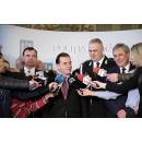 """Declaraţii ale premierului Ludovic Orban, după participarea la evenimentul """"Evaluarea activității desfășurate(...)"""