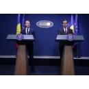 Déclarations de presse soutenues par le Premier ministre nommé, Florin Cîțu,,  et le Premier ministre par intérim,(...)