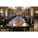 Le Premier ministre Ludovic Orban a participé à la séance d'évaluation et de présentation des mesures concernant(...)