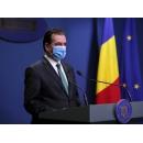 Déclarations à la presse du Premier ministre Ludovic Orban, au Palais Victoria