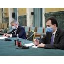 Le Premier ministre Ludovic Orban a eu des consultations avec les représentants de la Fédération des opérateurs de(...)