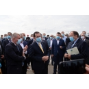 Vizita premierului Ludovic Orban în județul Suceava, împreună cu ministrul Agriculturii, Adrian Oros, ministrul(...)
