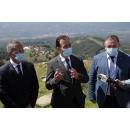 Premierul Ludovic Orban a vizitat drumul din Parâng și obiectivul de investiții care vizează continuarea(...)
