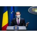 Point de presse donné par le Premier ministre Florin Cîțu, à l'issue de la réunion du gouvernement du 24 février