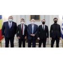Participarea premierului Florin Cîțu la deschiderea Forumului de Afaceri România – Israel, prilejuit de vizita(...)