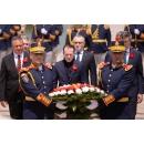 """Participarea premierului Florin Cîțu la ceremonia organizată cu prilejul """"Zilei Eroilor"""""""