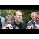Declarații de presă susținute de premierul Florin Cîțu la Romos, Hunedoara