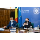 Statements by President Klaus Iohannis and Prime Minister Florin Cîțu at the beginning of the Cabinet meeting