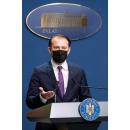 Briefing de presă la finalul ședinței de guvern din 14 iulie, susținut de premierul Florin Cîţu și de ministrul(...)