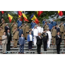Participarea premierului Florin Cîțu alături de președintele României, Klaus Iohannis, și de ministrul apărării(...)