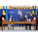 Participarea premierului Florin Cîțu la ceremonia de semnare a Memorandumului de înțelegere încheiat între(...)