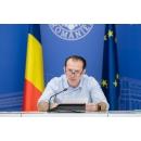 Participarea premierului Florin Cîțu la videoconferința cu prefecții, reprezentanții Direcțiilor de Sănătate(...)