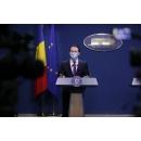 Point de presse donné par le Premier ministre Florin Cîţu, la ministre du Travail, Raluca Turcan, et le ministre des(...)