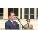 Alocuțiunea premierului Ludovic Orban la ceremonia organizată cu prilejul Zilei Drapelului Național al României, la(...)