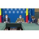 ROVaccination-Conférence de presse tenue par le président du Comité national de coordination des activités de(...)