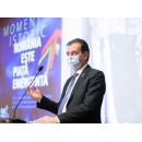 """Prime Minister Ludovic Orban attended the event """"Emerging Romania"""", organized by the Bucharest Stock Exchange"""