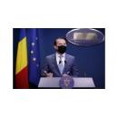 Point de presse donné par le Premier ministre Florin Cîțu, à l'issue de la réunion du Gouvernement du 14 octobre