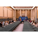 Conferință de presă susținută de președintele Comitetului național de coordonare a activităților privind(...)