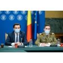 Conférence de presse du président du Comité national de coordination des activités de vaccination contre le(...)