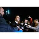 Déclarations soutenues par le Premier ministre Ludovic Orban, avant de participer à l'événement anniversaire de la(...)