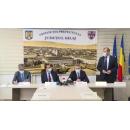 Participarea premierului Ludovic Orban la semnarea Contractului de proiectare și execuție lucrări pentru(...)