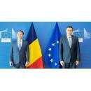 Entretien du Premier ministre Florin Cîțu avec Valdis Dombrovskis, vice-président exécutif de la Commission(...)