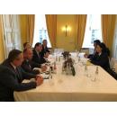 Întrevederea premierului Ludovic Orban cu vicepreședintele Comisiei Europene pentru valori și transparență, Vĕra(...)