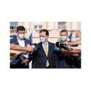 Declarații susținute de prim-ministrul Ludovic Orban și ministrul Mediului, Apelor și Pădurilor, Costel Alexe,(...)