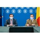 Conferință de presă susținută de Valeriu Gheorghiță, președintele Comitetului național de coordonare a(...)