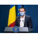 Declarații de presă susținute de premierul Florin Cîțu