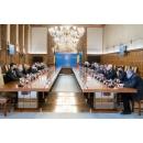 Participarea premierului Florin Cîțu la reuniunea Consiliului Național Tripartit pentru Dialog Social