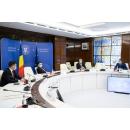 Consultări ale premierului Ludovic Orban cu reprezentanții Comitetului Olimpic și Sportiv Român (COSR)