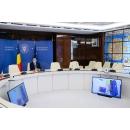 """Participarea premierului Ludovic Orban la dezbaterea """"Smart cities days"""" în sistem videoconferință"""