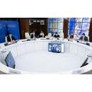 Întrevederea premierului Ludovic Orban cu reprezentanții Camerei de Comerț Italiene pentru România