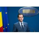 Declarații de presă susținute de premierul Ludovic Orban