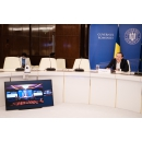 """Virtual remarks by Prime Minister Florin Cîțu at the online event """"Capital Market Forum,"""" organized by(...)"""