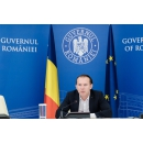 Remarks by Prime Minister Florin Cîțu at the videoconference with prefects, representatives of the Public Health(...)