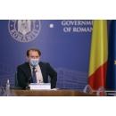 Point de presse donné par le Premier ministre Florin Cîțu et le ministre de l'Éducation Sorin Cîmpeanu à l'issue(...)