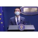 Conférence de presse donnée par le Premier ministre Florin Cîțu sur des thèmes économiques