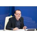 Le Premier ministre Florin Cîțu a participé en ligne à la réunion plénière de la Coalition pour le(...)