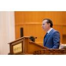 Participarea premierului Florin Cîțu la şedinţa comună a Camerei Deputaţilor și Senatului privind dezbaterea și(...)