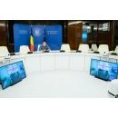 Participarea premierului Florin Cîțu la videoconferința cu reprezentanții Centrului Național de Conducere și(...)
