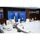 Participarea premierului Florin Cîțu, în sistem online, la Consiliul Național Tripartit pentru Dialog Social