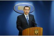 Declarații de presă prim-ministru Victor Ponta