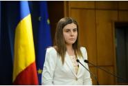 Declarații de presă ministrul Finanțelor Publice, Ioana Petrescu