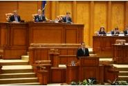 """Primul-ministru Victor Ponta a participat  la """"Ora Premierului"""" în plenul Camerei Deputaților"""