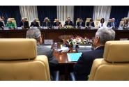 Convorbiri oficiale în plenul celor două delegaţii